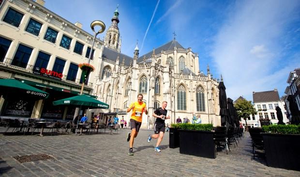 Breda Urban Trail 2018.