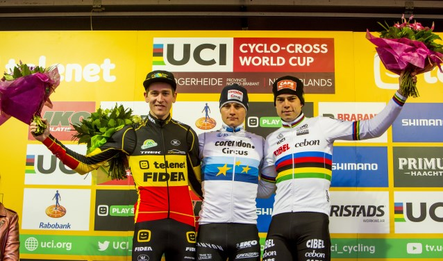 Afgelopen week won Van der Poel nog de GP in Hoogerheide