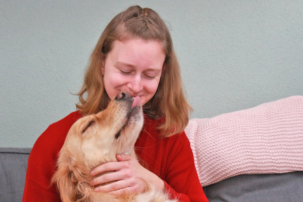 Sunshine geeft Lisette liefde en zelfvertrouwen.  © Internetbode