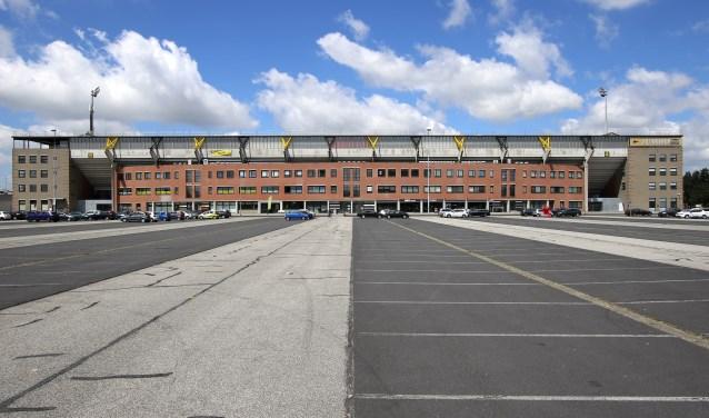 Het Rat Verlegh Stadion staat inmiddels 22 jaar. FOTO WIJNAND NIJS