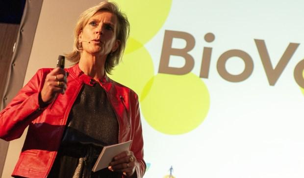 Petra Koenders van de Green Chemistry Campus. 'Afval bestaat niet'.