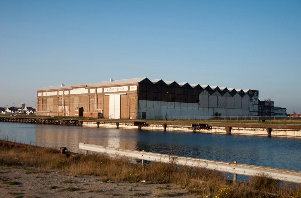 Meerdere partijen maken plannen voor de exploitatie van de Machinefabriek.   © Internetbode
