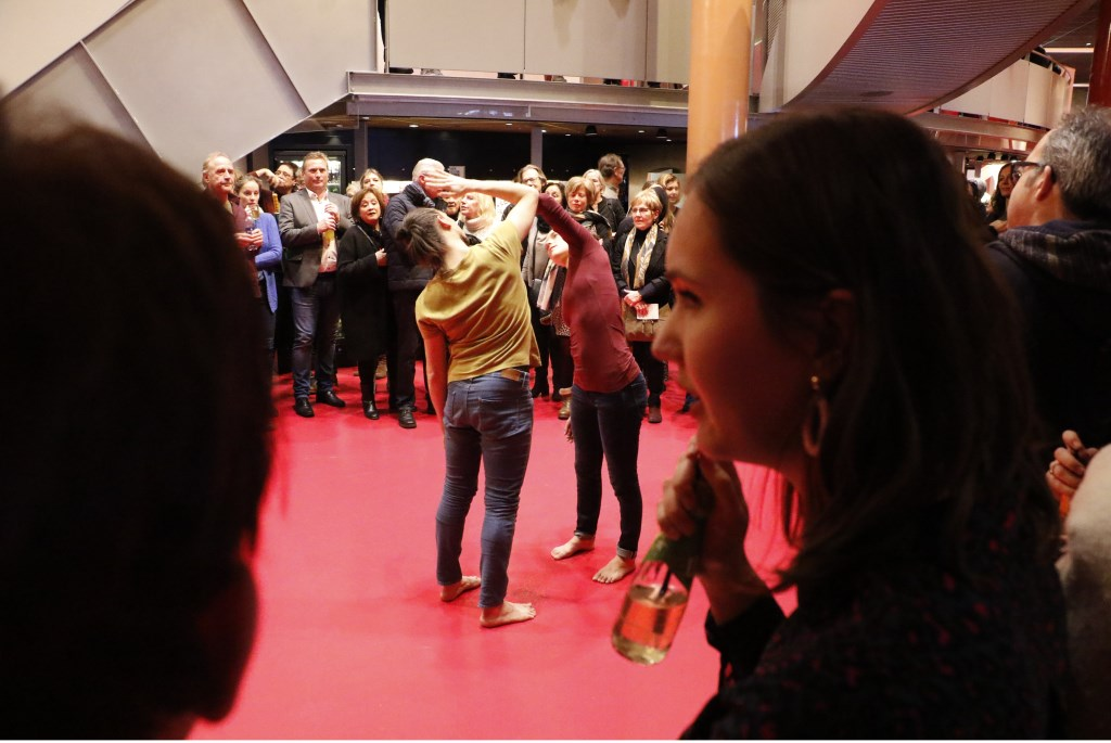 Cultuurnacht 2019, zaterdag 25 januari. Foto: Wijnand Nijs © BredaVandaag