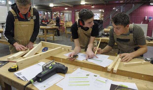 De provinciale vakwedstrijden Skills Talents, voor laatstejaars vmbo'ers, vonden onder meer in Vlissingen plaats.