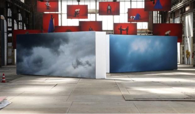 Exposities in de Backer & Ruebhal tijdens BredaPhoto 2018.