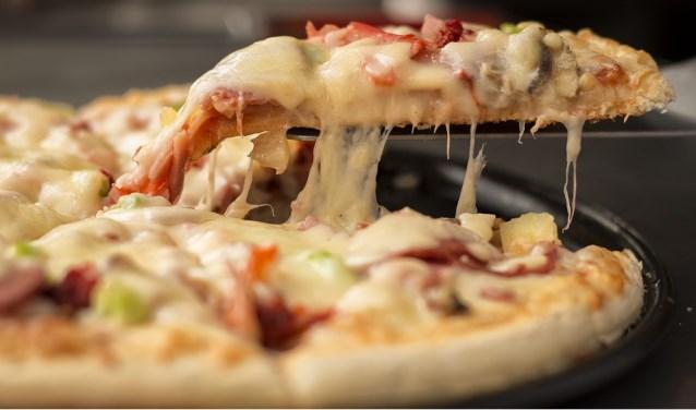 De pizzaketen komt naar het Kompas
