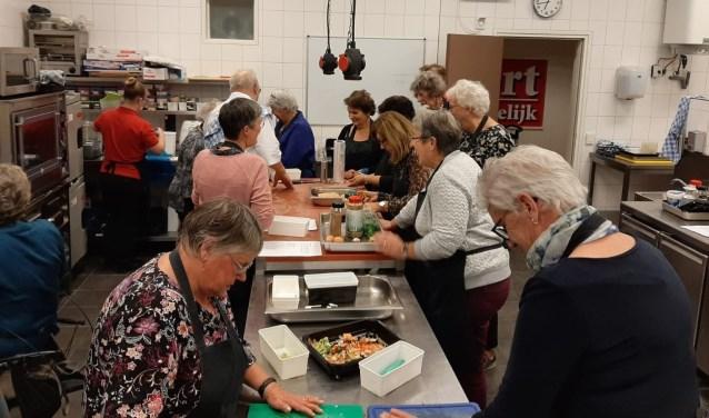 Culinair feestje Vrouwen voor Vrouwen Sint Philipsland | Tholen - Internetbode