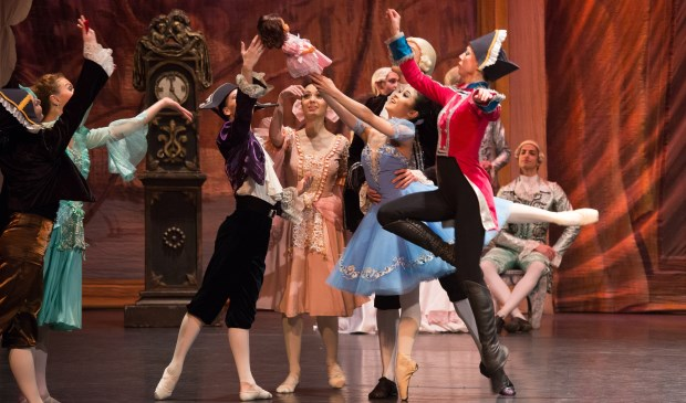 Charkov City Opera & Ballet brengt De Notenkraker naar Etten-Leur - Internetbode