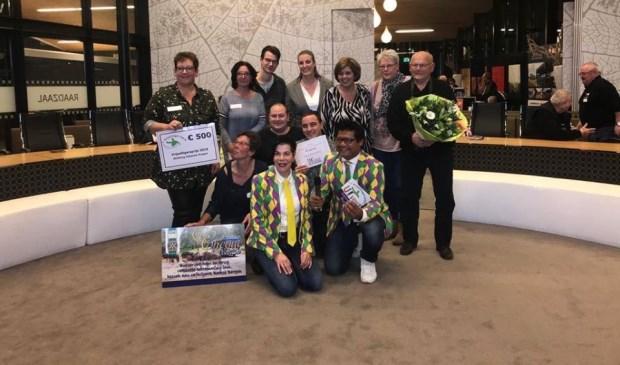 Stichting Vakantie Project Gemeente Rucphen wint Vrijwilligersprijs 2019 - Internetbode