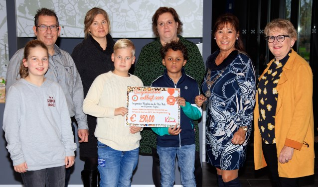 Kinderen ontbijten met de burgemeester | Rucphen - Internetbode