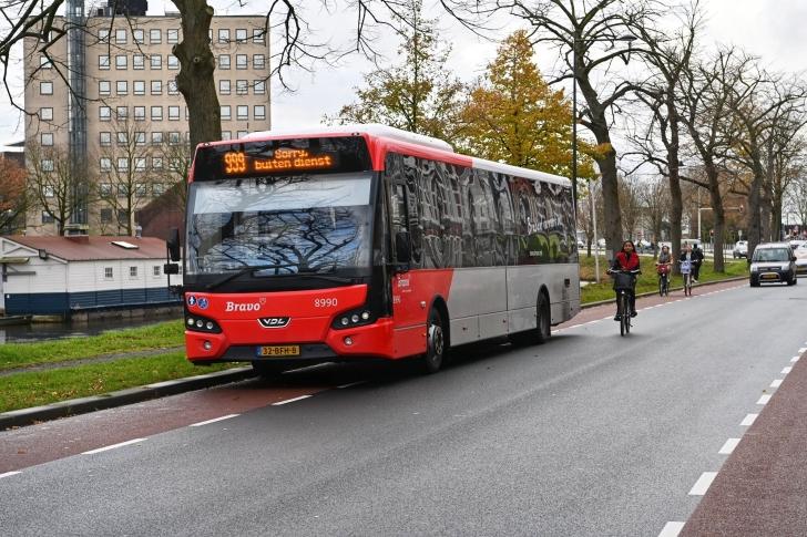 Lief! Chauffeur zet bus aan de kant om loslopende hond te vangen |  Bredavandaag | Hét nieuws uit Breda