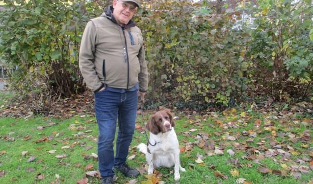 Cor Kortsmit en hond Laika in actie op NK voor jachthonden - Internetbode