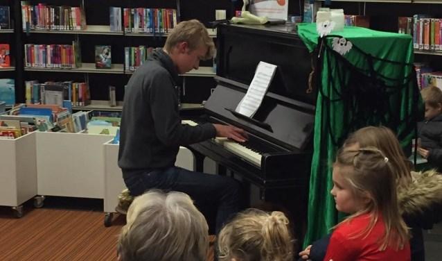 Muziek in de Bieb in Oudenbosch | Halderberge - Internetbode