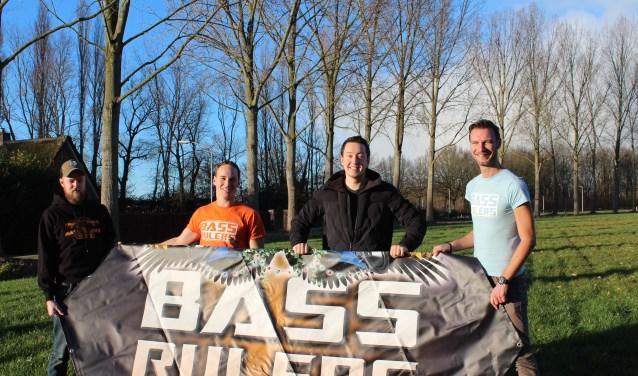 Het team van Bassrulers zorgt er steeds voor dat het hele festivalterrein een deel van beleving is