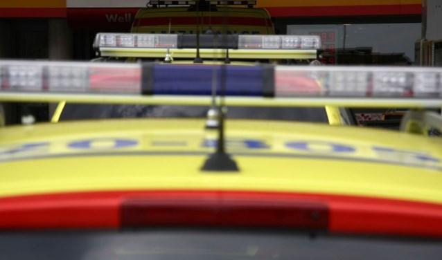 Man aangereden op A59 bij Raamsdonk.