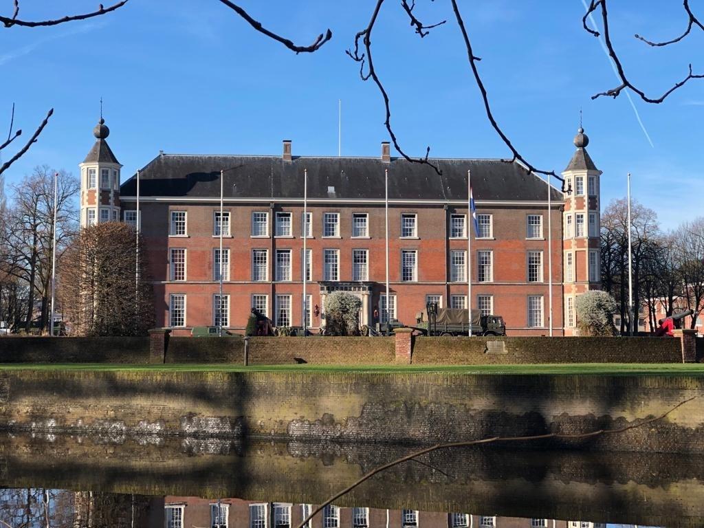 Het Kasteel van Breda. Foto: Robbert Temmen © BredaVandaag
