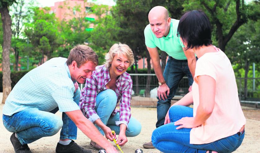 In Sint Philipsland moet een jeu de boulesbaan gerealiseerd worden