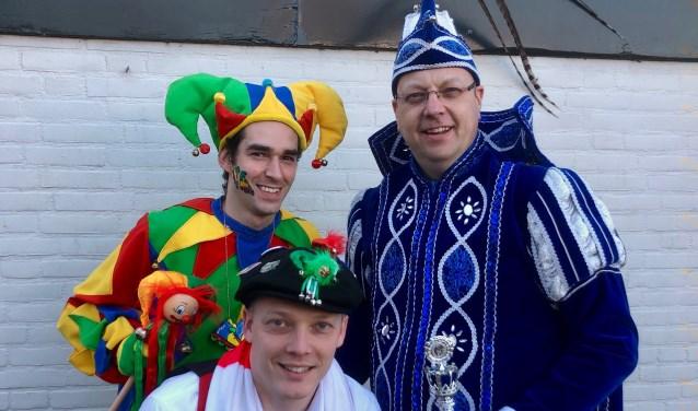 Prins Ad, Nar Rico en nieuwe voorzitter Stefan Koeken zijn er klaar voor!