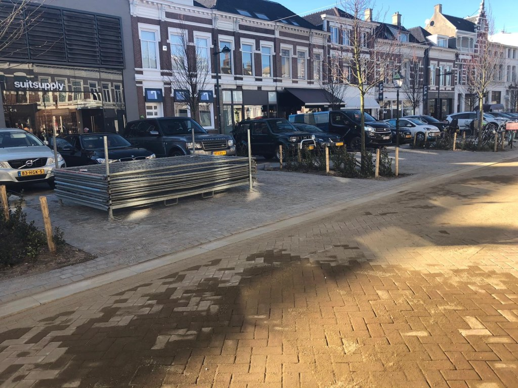 De Wilhelminastraat in Breda. Foto: Robbert Temmen © BredaVandaag