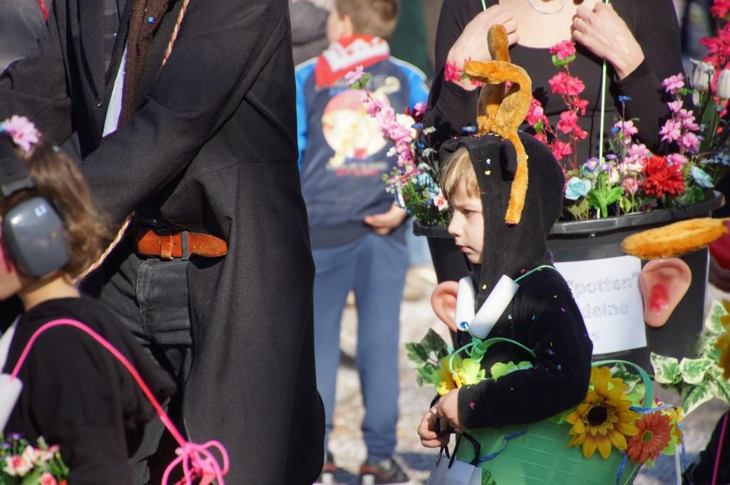 Het was alvast carnaval in Wouwse Plantage.  Foto: René Bruijnincx © Internetbode