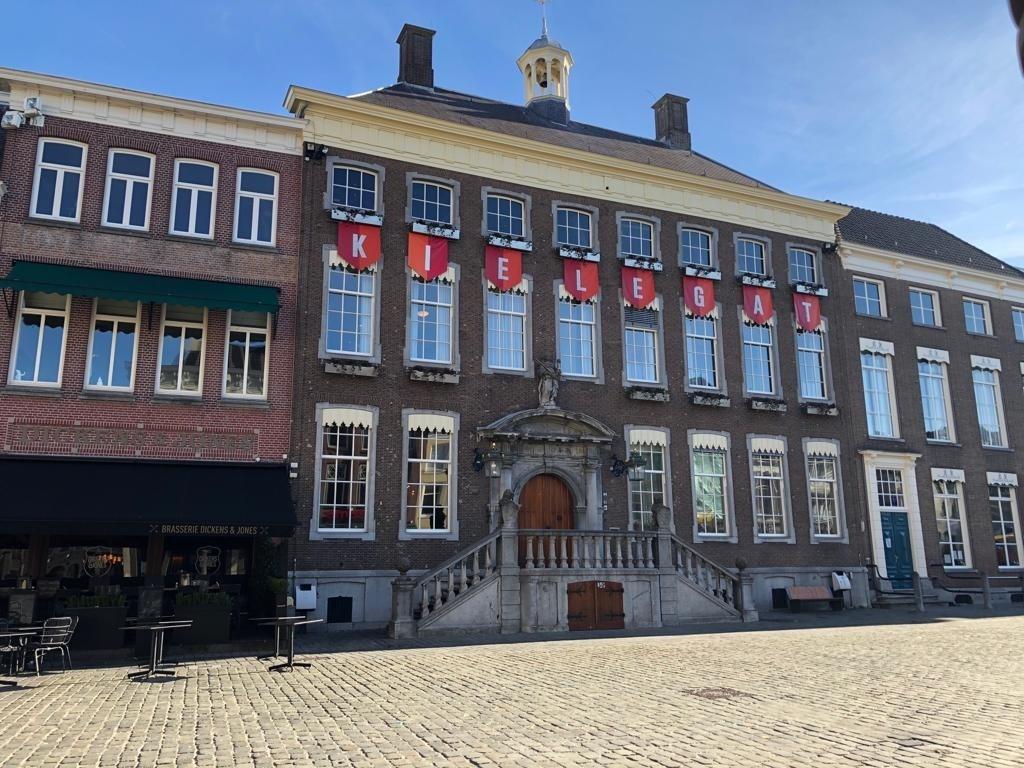 De Grote Markt in Breda. Foto: Robbert Temmen © BredaVandaag