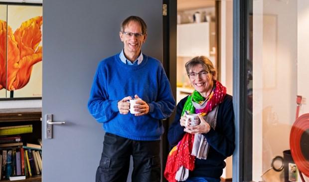 Hans Udo en Erna Smeekens bedachten De Vrije Uitloop.