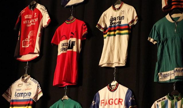 Het eerste Vuelta Wielercafé in Mezz, 30 januari.