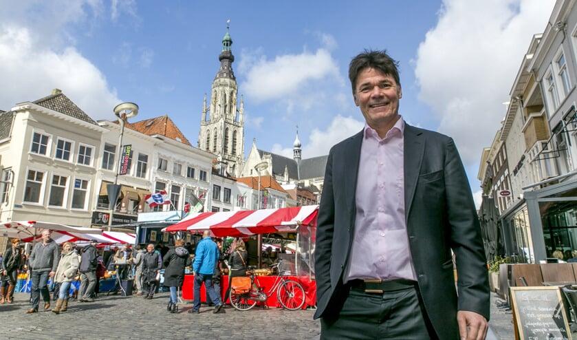 Burgemeester Paul Depla