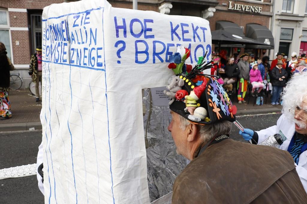 deGrote Optocht van 't Kielegat, maandag 4 maart 2019. Foto: Wijnand Nijs © BredaVandaag