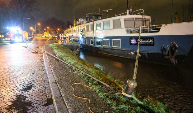 Partyboot Le Formidable aan de Markkade