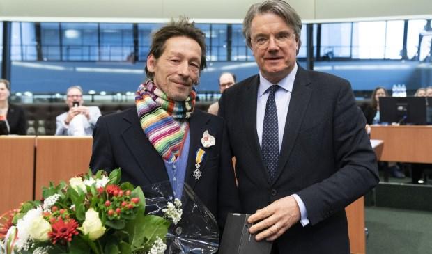 Maurice Spapens (links) en Wim van de Donk (rechts)