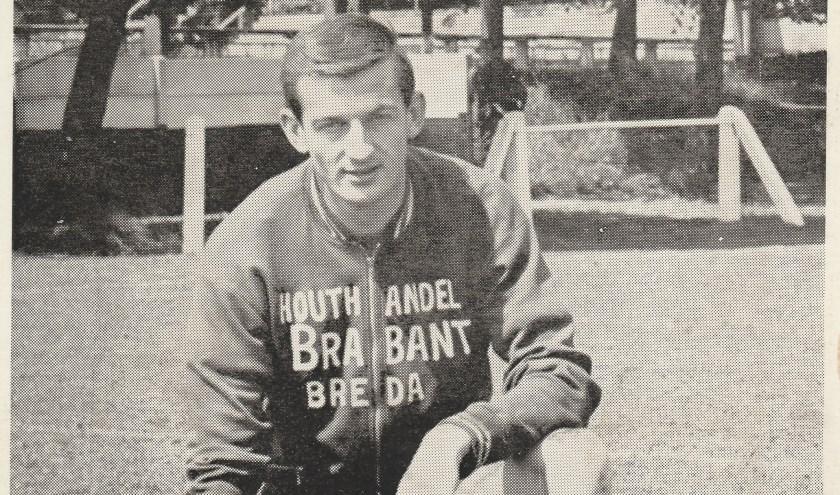 Oud NAC-aanvaller Jacques Visschers.