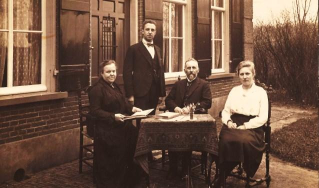 Wie kent deze familie?