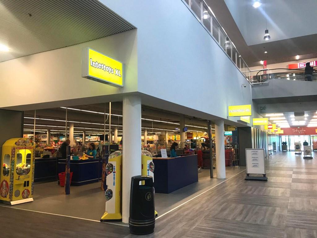 De Intertoys XL bij Stada Stores is binnenkort de enige Bredase vestiging van de speelgoedketen. Foto: Kim Kustermans © BredaVandaag