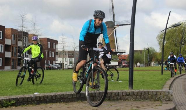 Starten met mountainbiken Etten-Leur.
