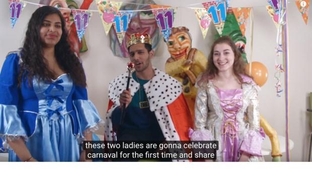 Hoe ervaar je als buitenlandse student carnaval?