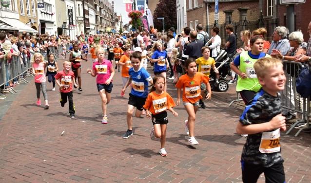 Finish KPO Kidsrun in 2018