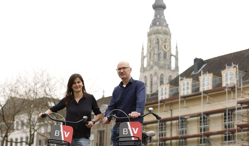 Hanneke Marcelis en Wijnand Nijs.