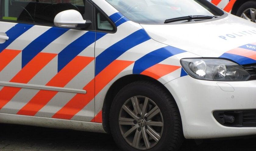Motorrijder gewond na aanrijding door vrachtwagen