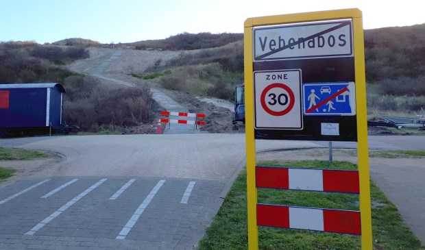 Onder meer bij Vebenabos is er gewerkt.