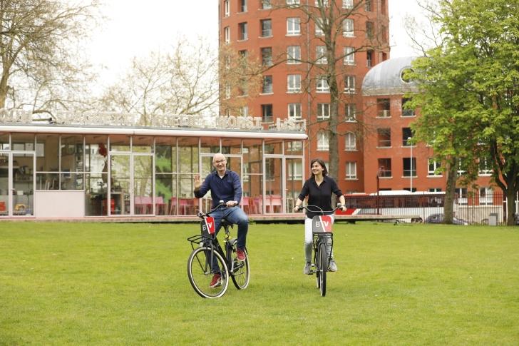 Wijnand Nijs en Hanneke Marcelis. foto Imirafoto