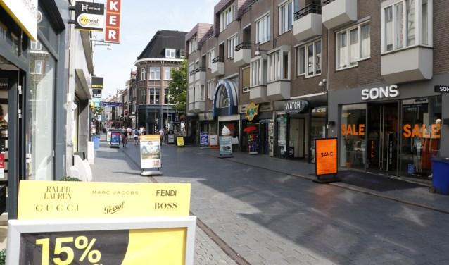 Ginnekenstraat. (archief)