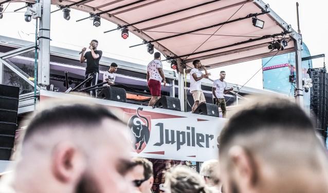 Broederliefde tijdens Breda Live 2018.