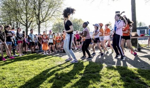 Koningsspelen weer een succes in het zonnetje in Breda.