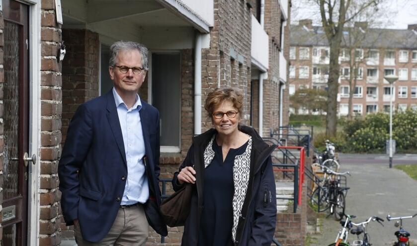 Hans Pars en Ardy Wingens van WonenBreburg.