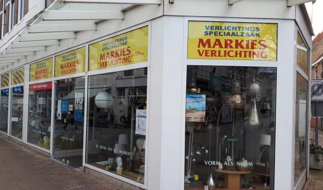 Markies Verlichting is te vinden aan de Walstraat in Vlissingen.