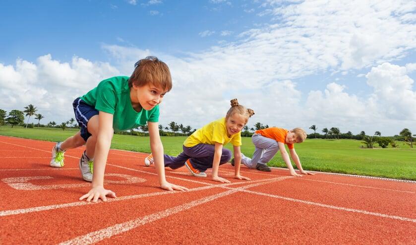 Veertig jaar lang konden kinderen zich uitleven op de atletiekbaan