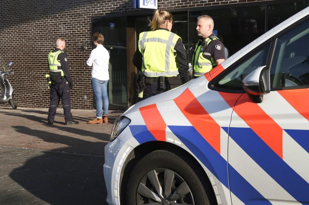 Een 23-jarige Bredanaar is donderdag gewond geraakt bij een steekincident in het station. Foto: Perry Roovers/SQ Vision © BredaVandaag
