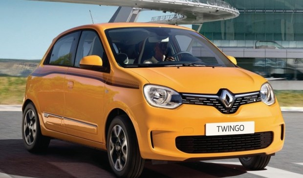 De nieuwe Twingo.