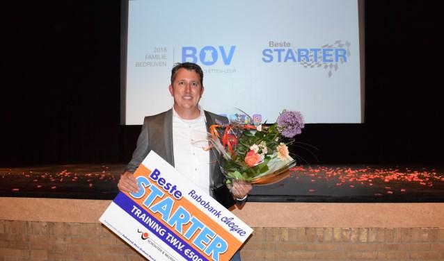 Wie volgt de voorgaande winnaar Hans Roovers van Avenue44 op? FOTO STELLA MARIJNISSEN